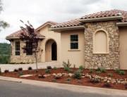 Len Stevens Construction Villagio House Exterior 1
