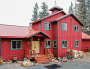 Custom Home Nevada City - LSCI King Residence